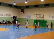 Basket Serramanna corsaro a Domusnovas